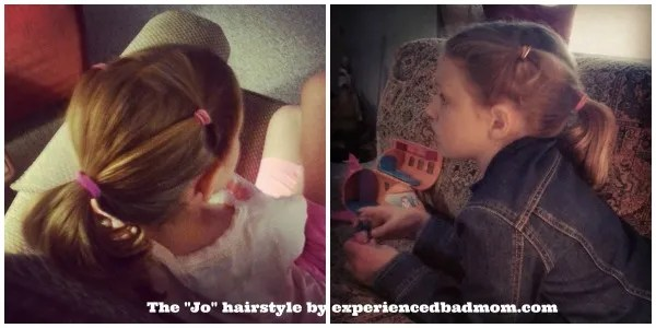 TheJoHairstylecollage