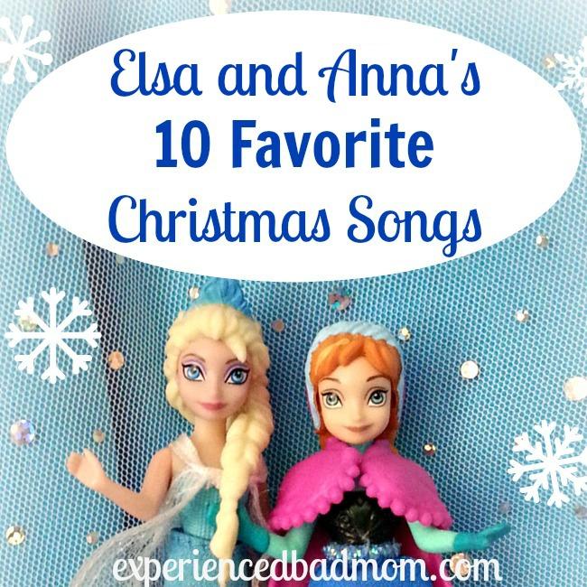 Frozen Christmas Songs