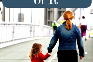 What is your most defining physical characteristic? How would you feel if your kids did NOT inherit it? Check out this funny story about one mom's realization that her daughter won't be sharing the one thing that defined her adolescence for better or worse..