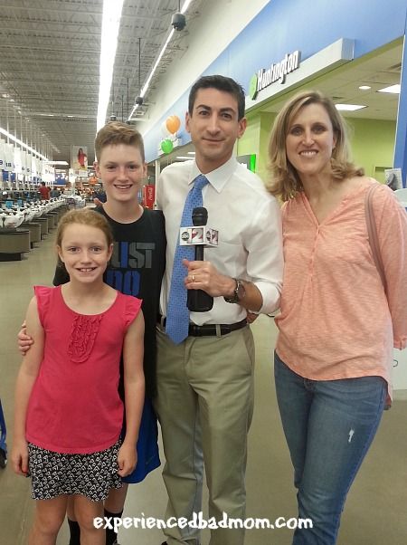 Real-life Back to School shopping tips courtesy of ABC12 in Flint, Michigan and Experienced Bad Mom!