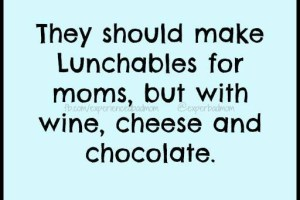 Funny motherhood memes roundup: the one about Lunchables!