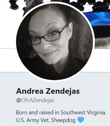 Why we watch Live PD-because Officer Zendejas