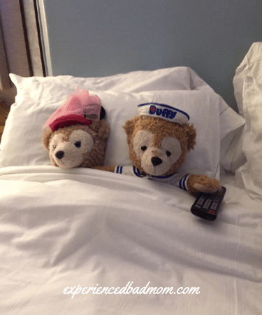 3 Magical Disney World Moments, including one with Duffy and Shellie Mae