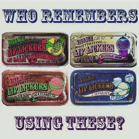 Who Remembers Village Lip Lickers from the 70s and 80s?