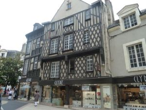 Streets of Blois