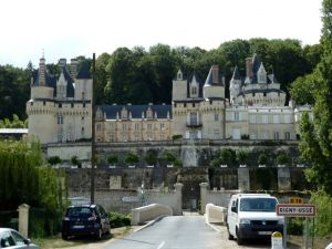 Chateau Usse