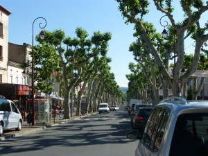 The Streets of Castelnaudary