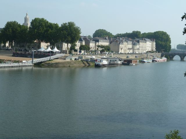 Town of Angers