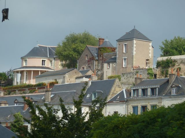 The famous wine village of Vouvray