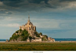 Spectacular Mont-Saint-Michel
