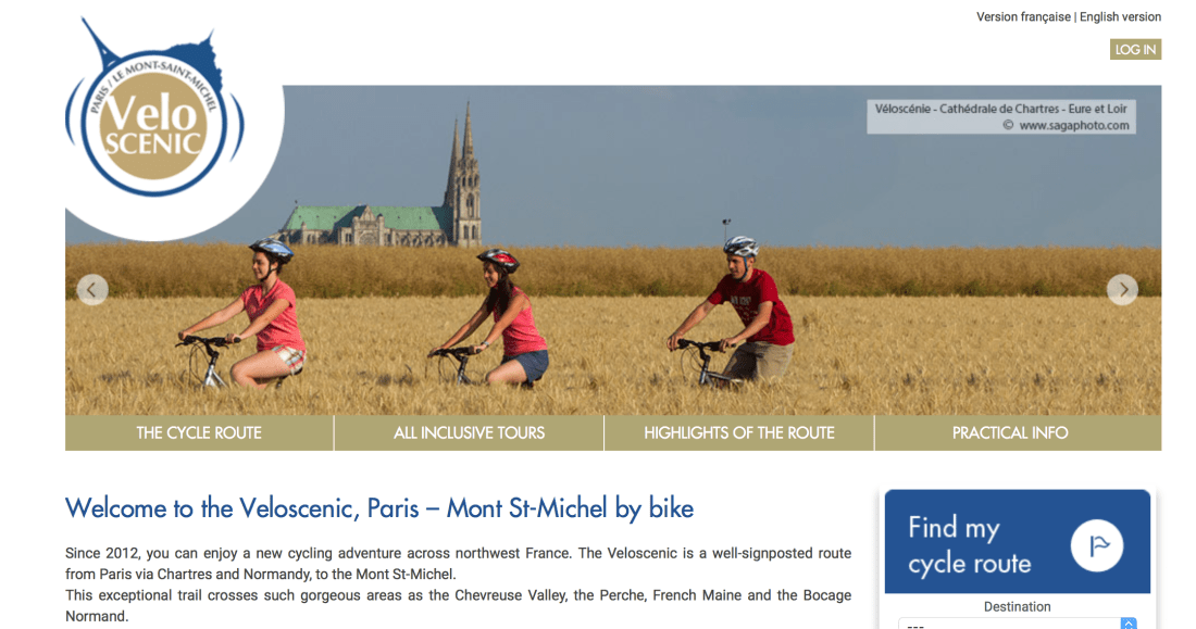 Experience Paris To Mont Saint Michel By Bike On The