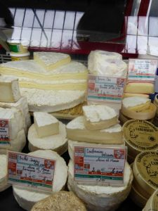 And a local Camembert