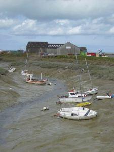 Low tide near Cherrueix