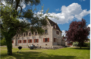 New gite available for rent on the Chambord estate