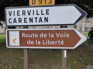Be prepared for an emotional experience on the Route de la Voie de la Liberte