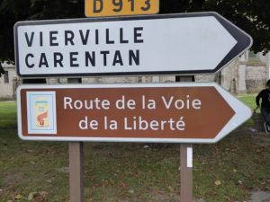 Be prepared for an emotional experience on the Route de la Voie de la Liberte