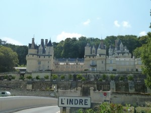 Always a favorite, Chateau Usse in the Loire Valley