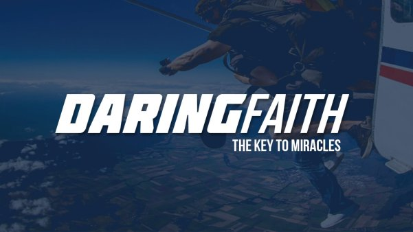 Daring Faith Image