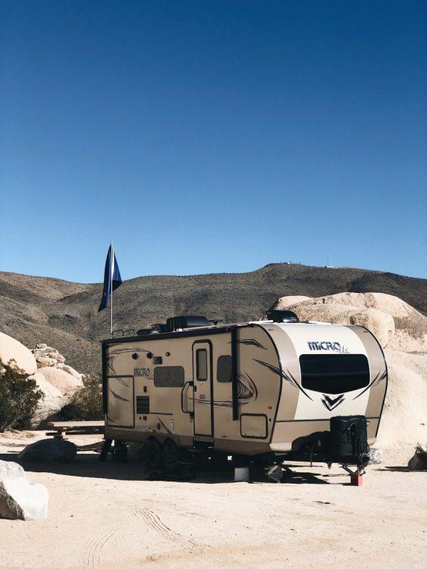 Campgrounds In Joshua Tree California La Mesa Rv - Year of