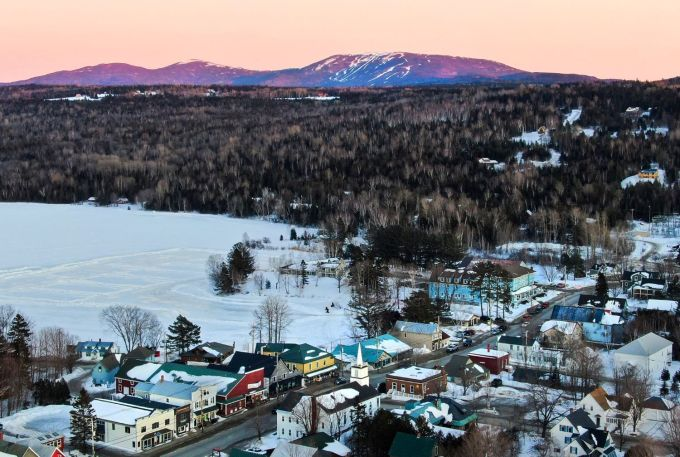 Rangeley Lakes - Maine's Best Mountain Town
