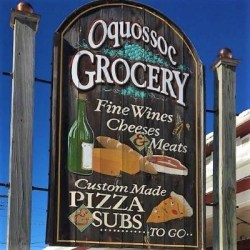 Oquossoc Grocery, Market To-Go Food, Beer Wine Pizza, Rangeley Oquossoc, Maine