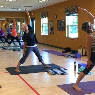 Rangeley Health & Wellness gym fitness center pool yoga classes physical therapy