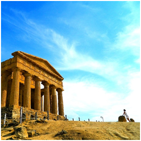 Tempio Concordia, Valley of the Temples Agrigento