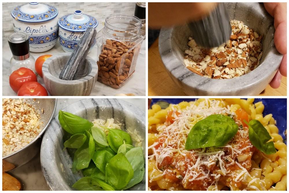 Trapani Style Pesto