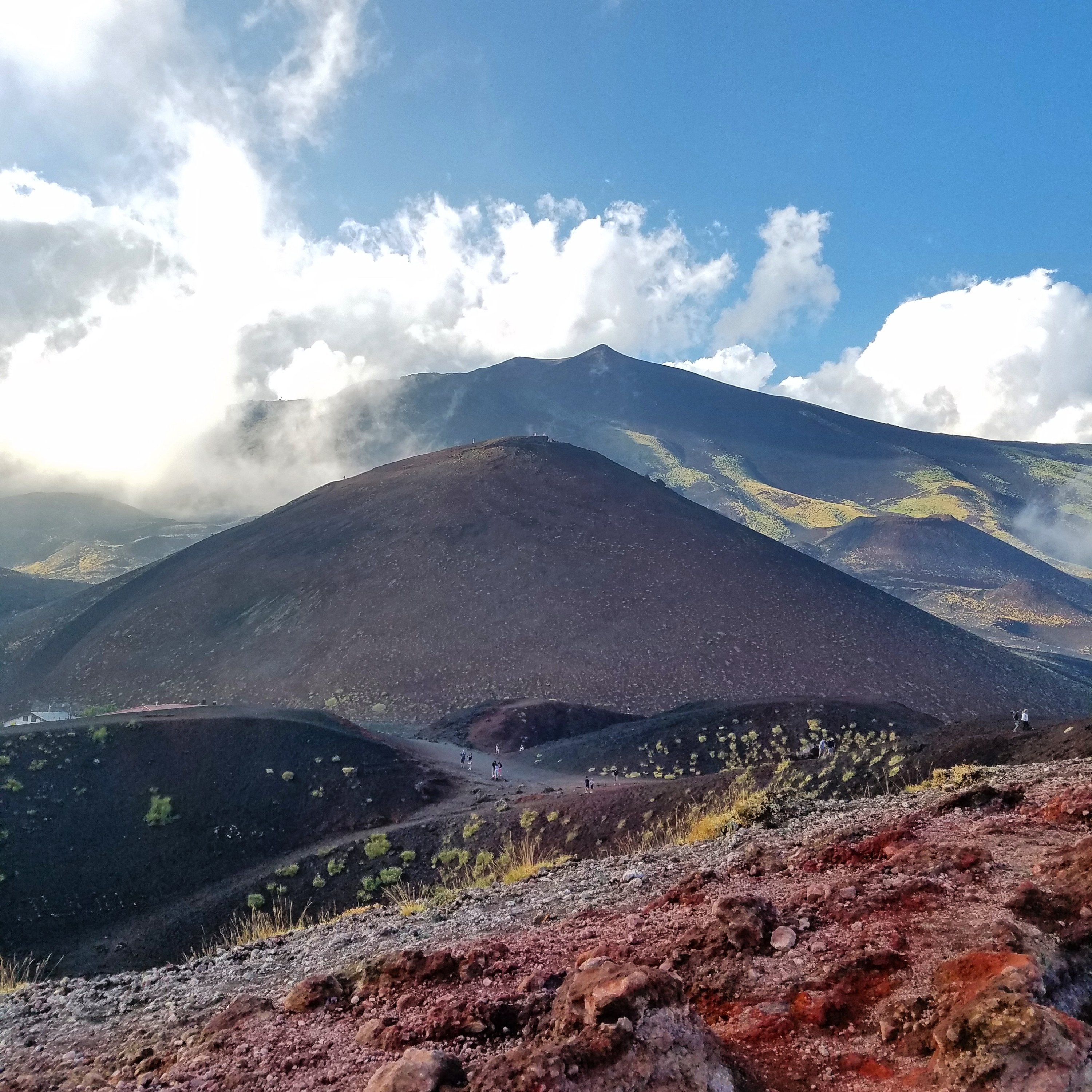 52 Reasons to Love Sicily   #7. Etna Shows Her Power