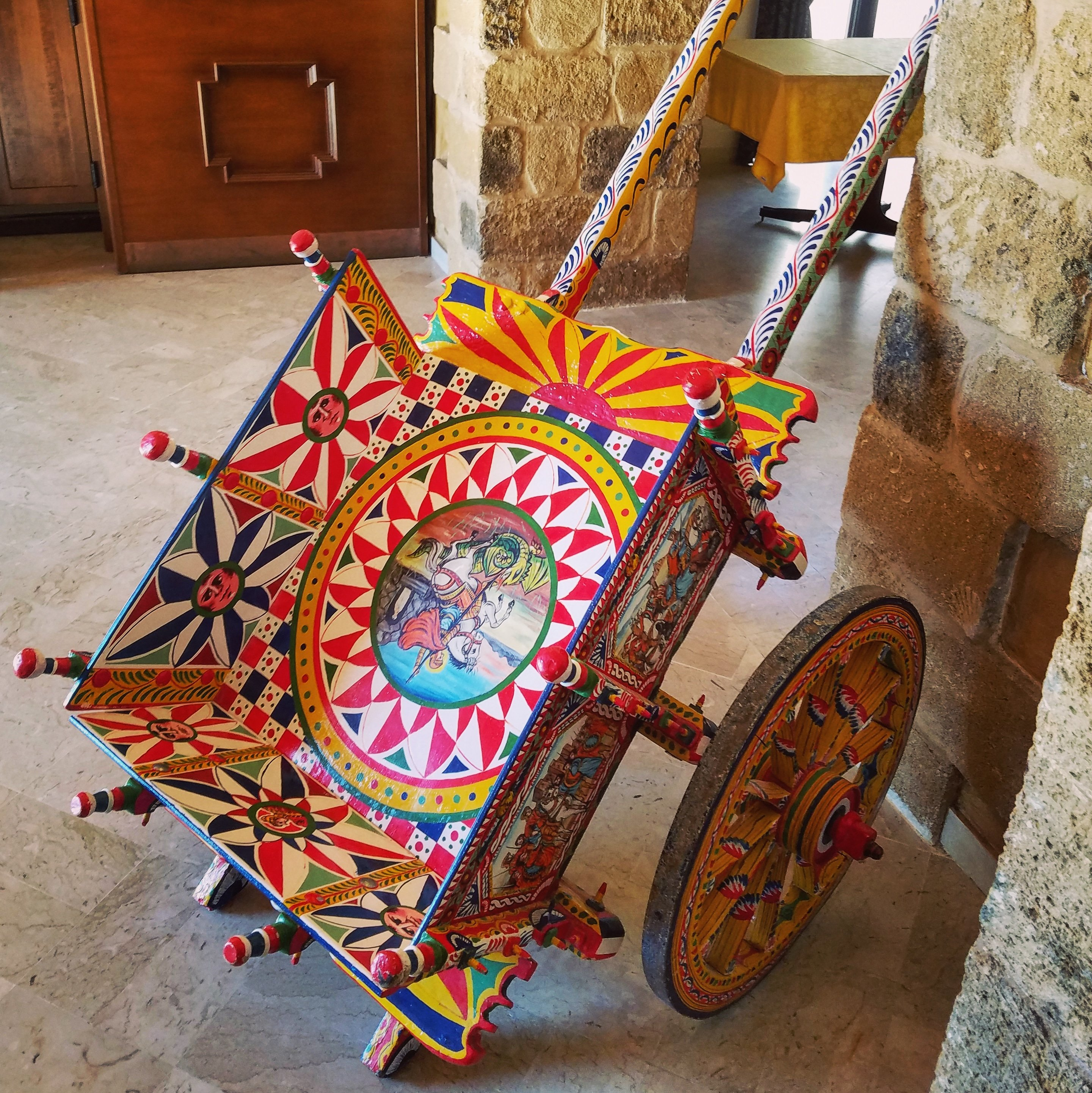 52 Reasons to Love Sicily   #15. Joyful Folk Art