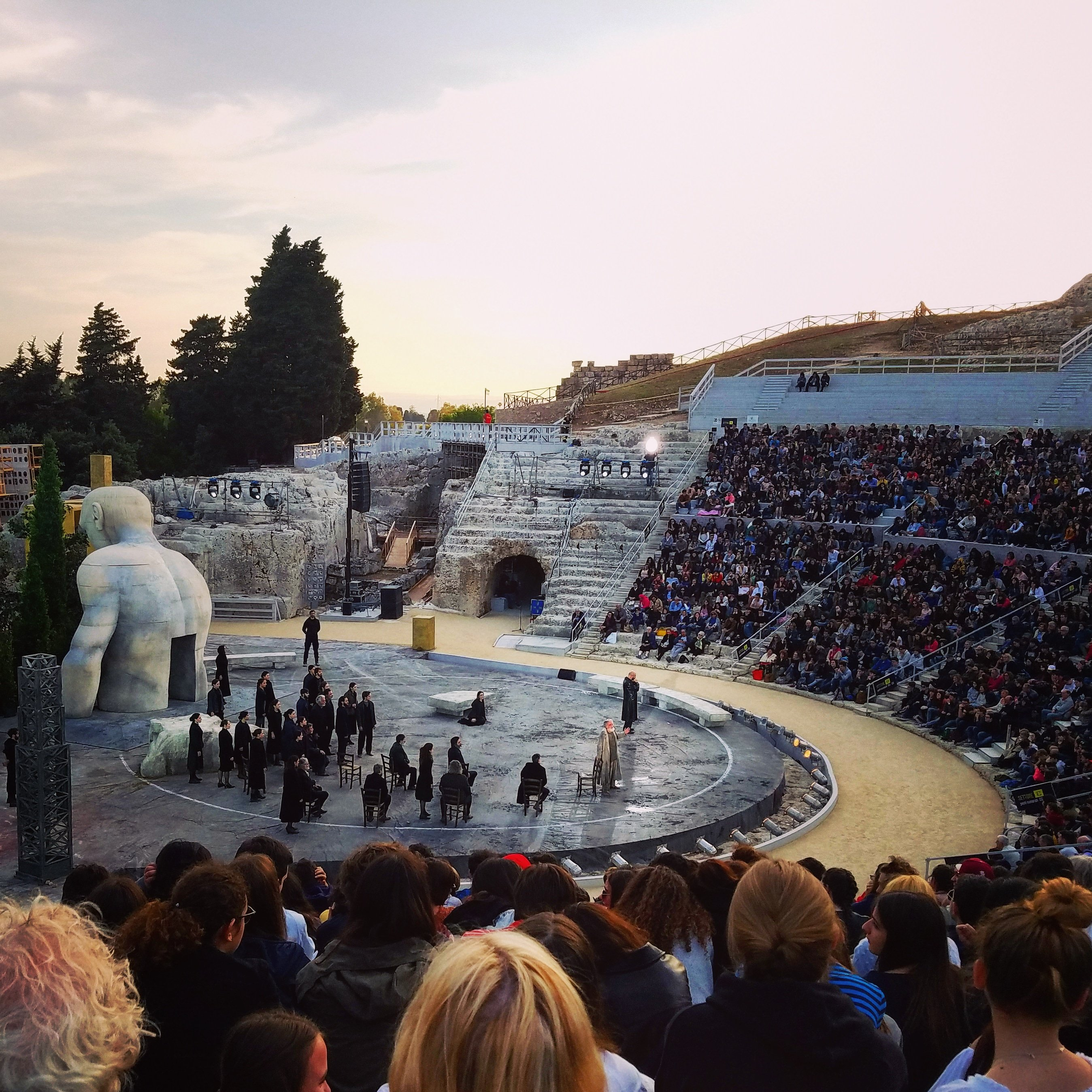 52 Reasons to Love Sicily   #37. Live Classical Theater in an Acient Greek Amphitheater