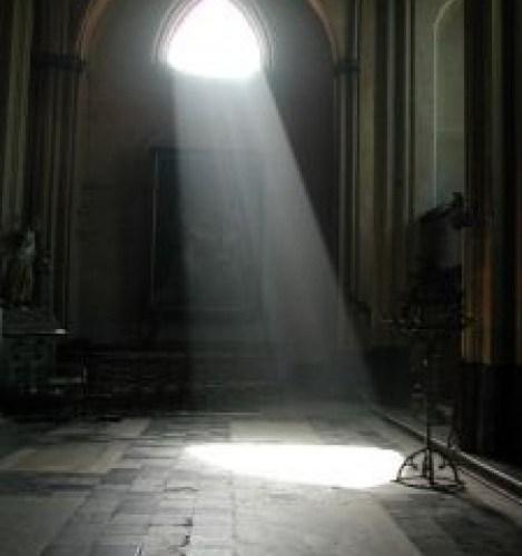 présence, puissance de Dieu