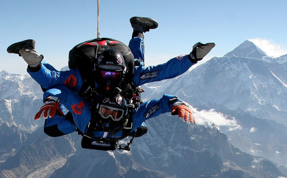 All About Skydiving Everest | Experiences You Should Have Podcast