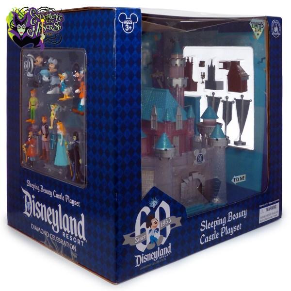 Disney Parks Disneyland 60th Anniversary Sleeping Beauty