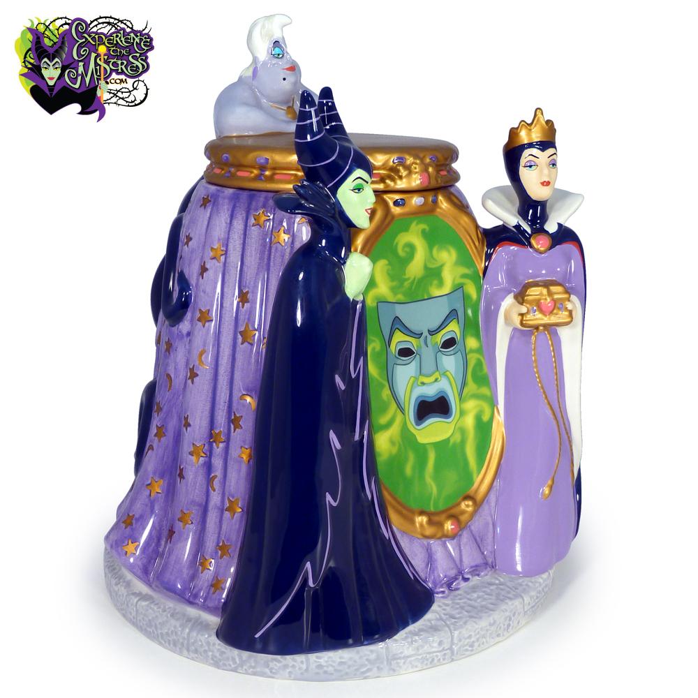 Disney Direct Villains Dolomite Cookie Jar Figurine