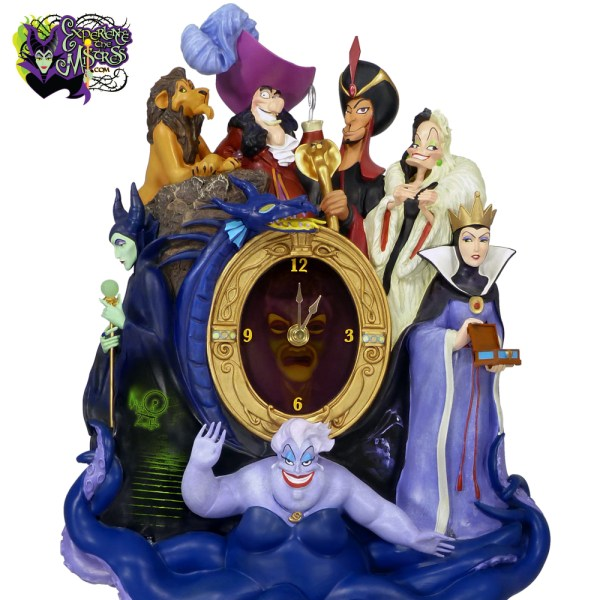 Bradford Exchange Disney Villains 'timeless Treachery