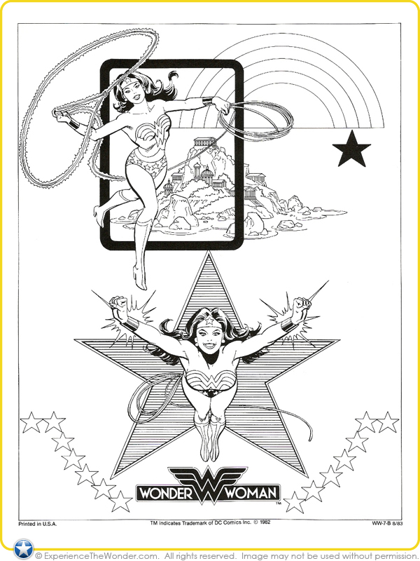 Warner Communications DC Comics Style Guide (1982