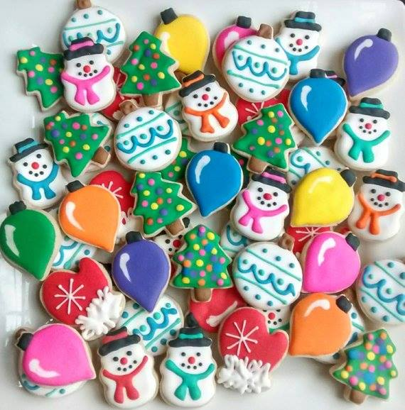 12 Days Of Christmas Workshops Holiday Cookies
