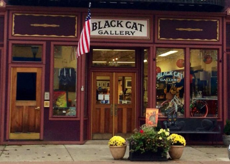 Black Cat Gallery