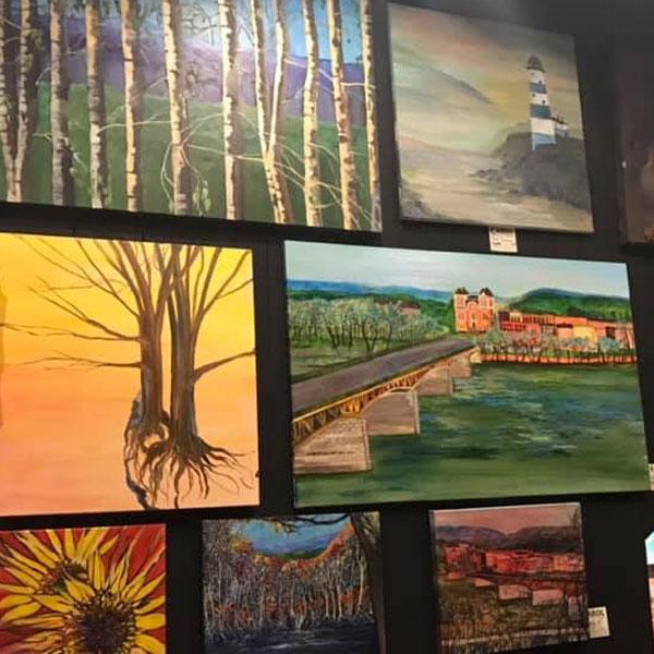 Carol's-Coffee-and-Art-Bar-Exhibit-2-Owego-Tioga-County-NY