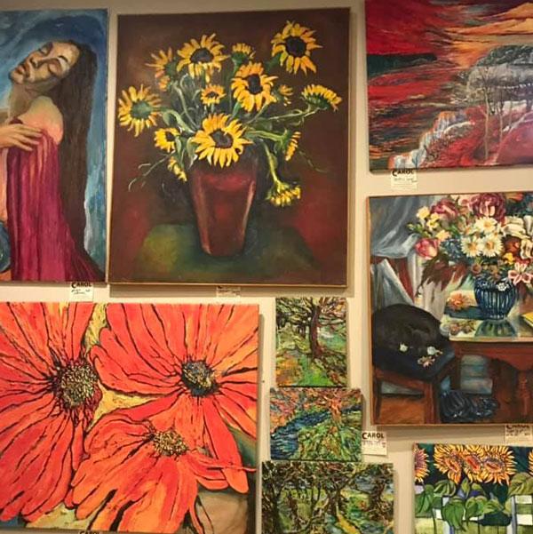 Carol's-Coffee-and-Art-Bar-Exhibit-3-Owego-Tioga-County-NY