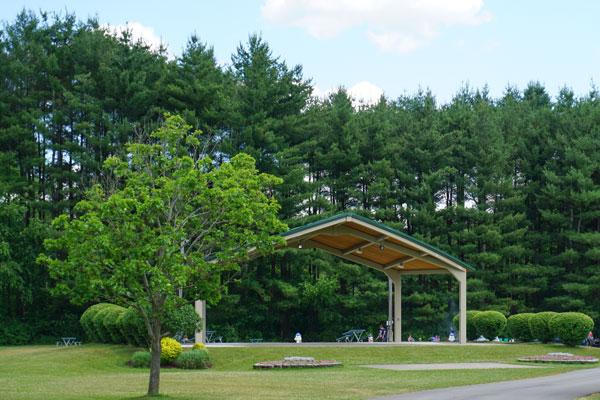 Hickories-Park-Band-Shell-Owego-TIoga-County-NY