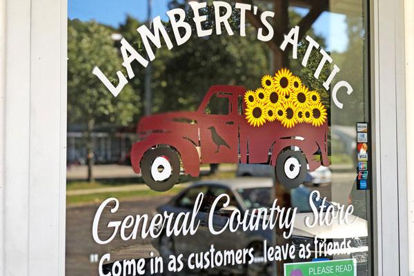 Lambert's Attic