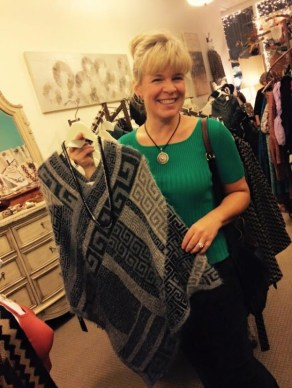 Shopping for women's fashions at Lily Style Loft
