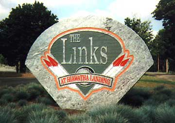 links-sign