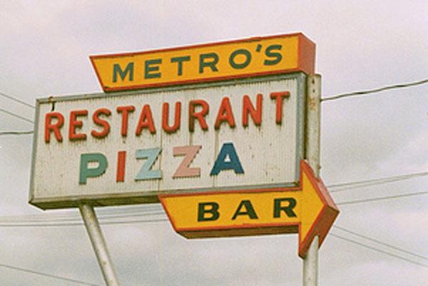 Metro's Pizza