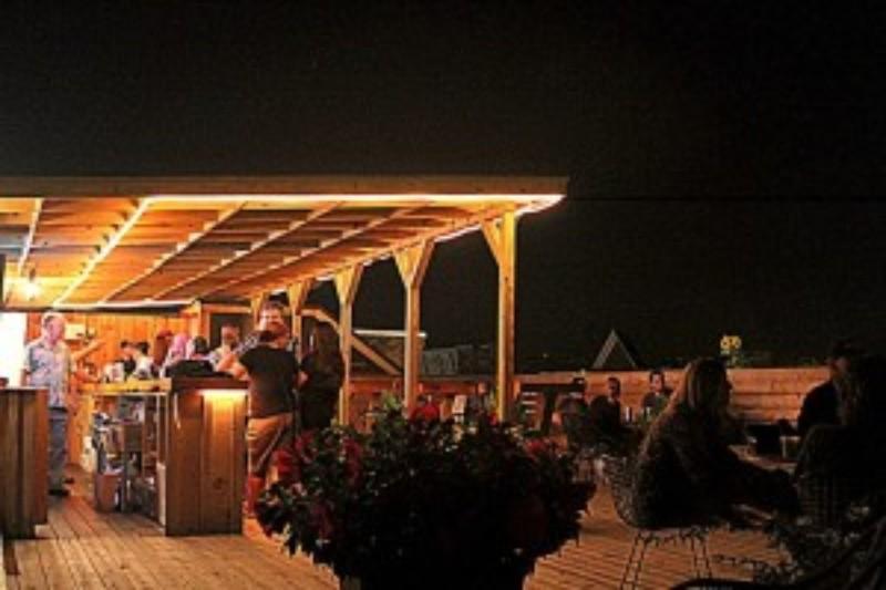 Owego Beer Garden at Tioga Trails