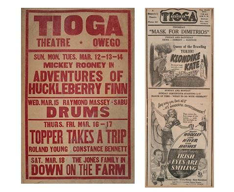 Tioga Theater 2