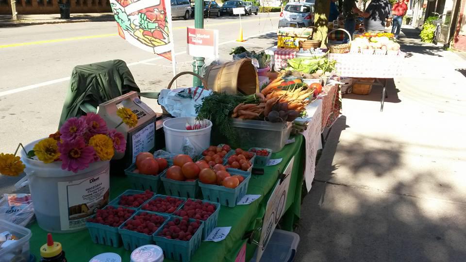 Waverly Farmers Market