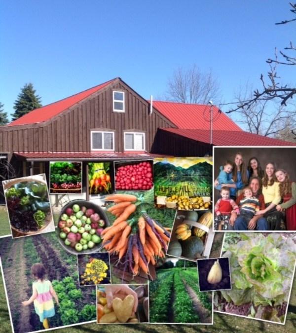 Humble Hills Farmstay